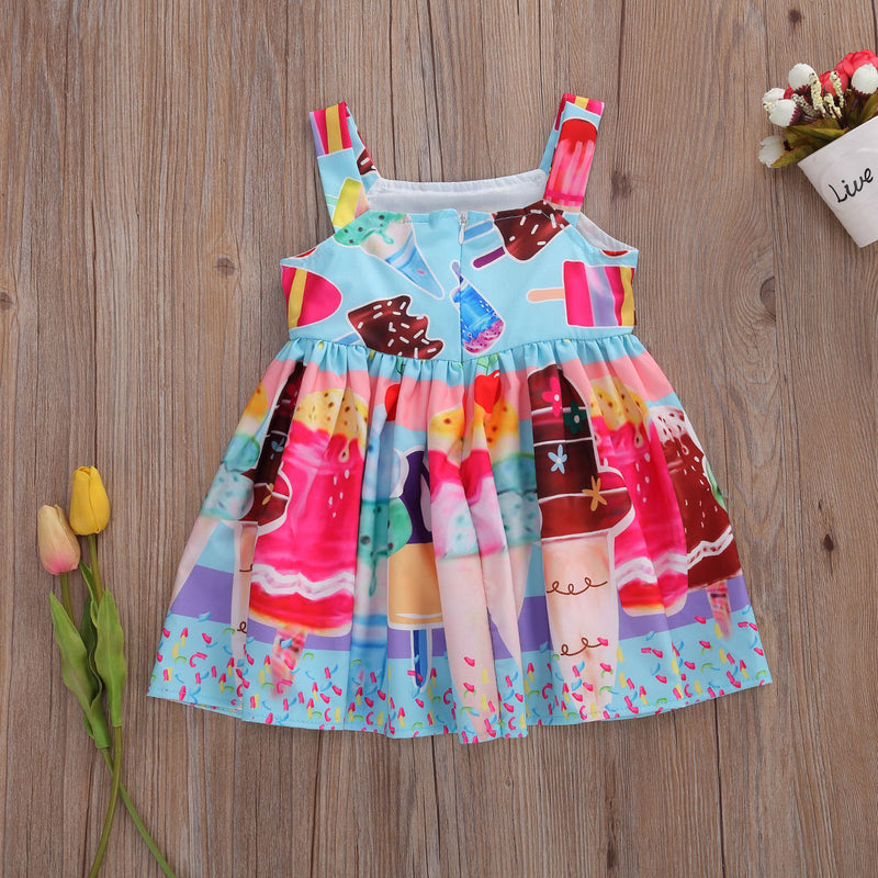 Ice Cream Cutie Dress - The Childrens Firm