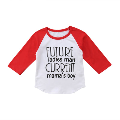 Future Ladies Man... Current Mama's Boy - The Childrens Firm