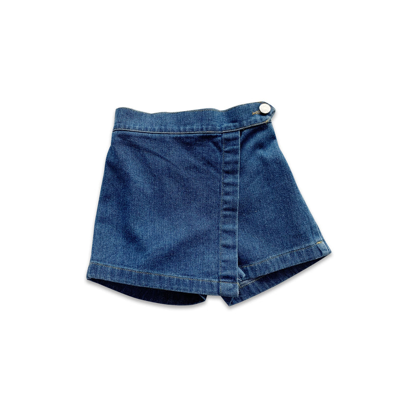 Willow Denim Skirt - The Childrens Firm