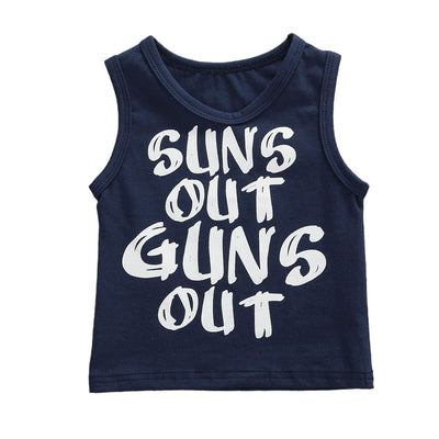 Suns Out Guns Out - The Childrens Firm