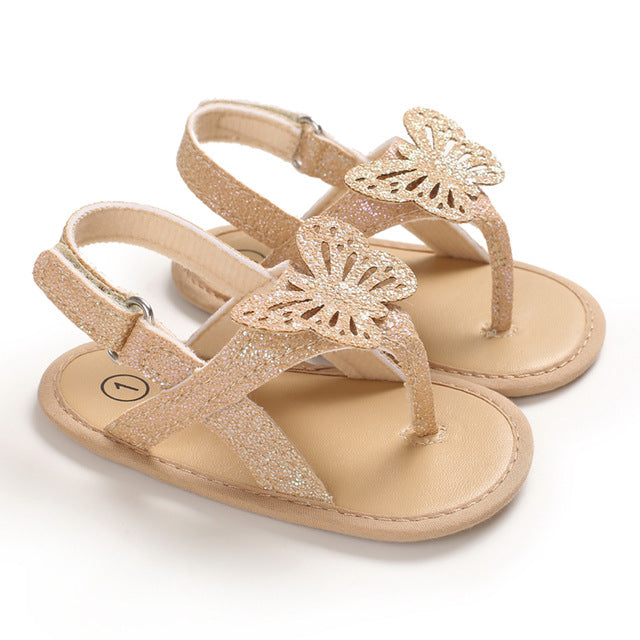 Butterfly Princess Sandals - The Childrens Firm