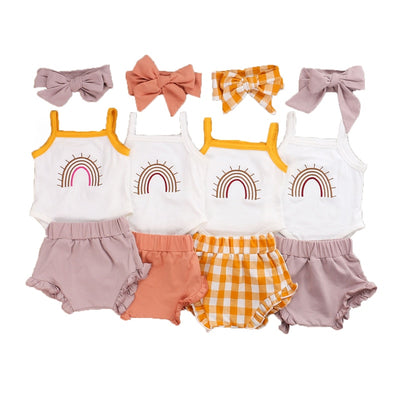 Mellow Rainbow 2pcs Set - The Childrens Firm
