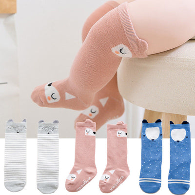 Newborn Cute Over Knee Tights - The Childrens Firm