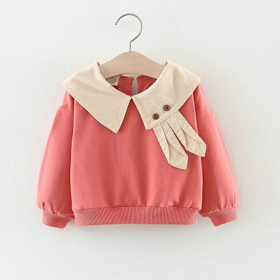 Bunny Long Sleeve Top - The Childrens Firm