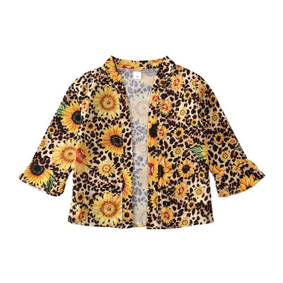 Sunflower Cardigan - The Childrens Firm