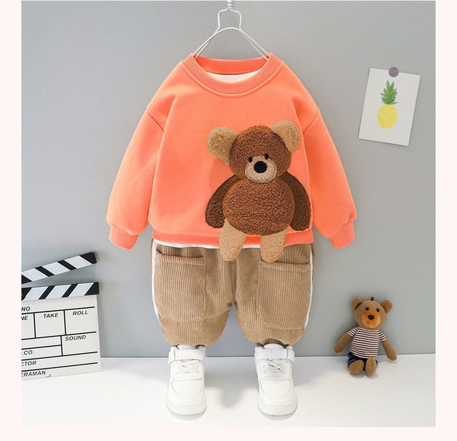 Beary The Bear Set