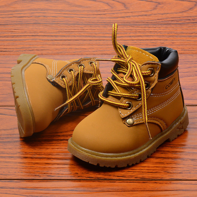 Baby Timb Inspired Boots - The Childrens Firm