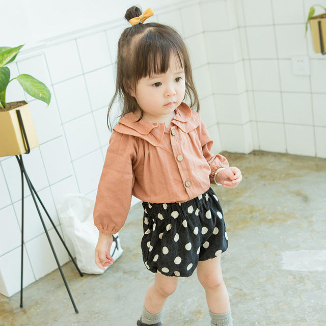 Sweet baby blouse - The Childrens Firm
