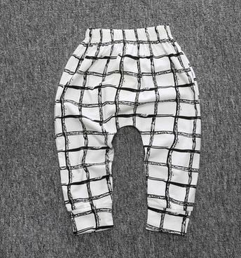 Print Pattern Boy Trousers - The Childrens Firm