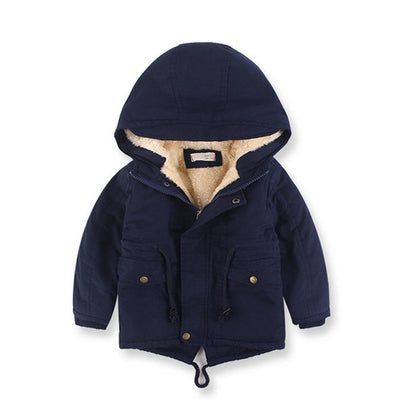 Winter Fleece Coats - The Childrens Firm