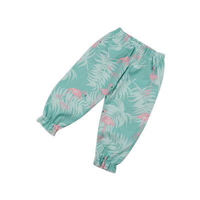 Little Flamingo Trousers - The Childrens Firm
