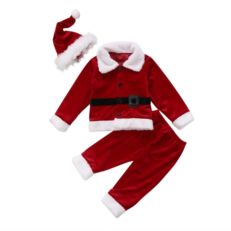 Baby Santa Claus Set - The Childrens Firm
