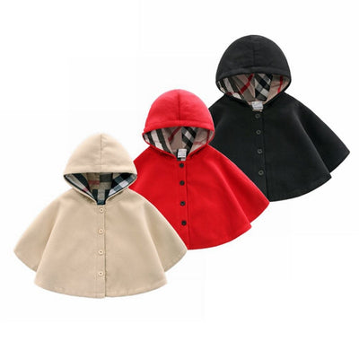 BurBaby Winter Coat - The Childrens Firm