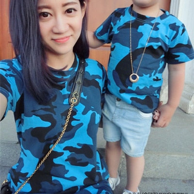 Camo Matching Family Set - The Childrens Firm