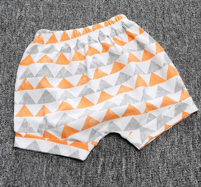 Printed Baby Boy Shorts - The Childrens Firm