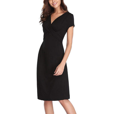 Super Casual Maternity Dress - The Childrens Firm