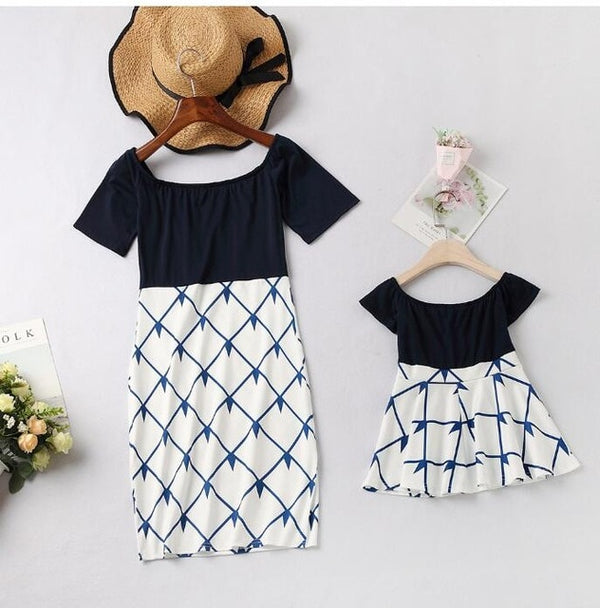 Mommy & Me Formal Matching Dresses - The Childrens Firm