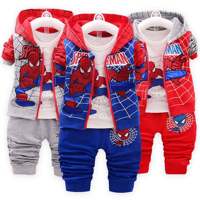 Spiderman Joggers Set - The Childrens Firm