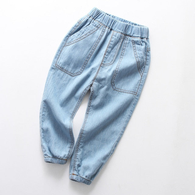 Ultra Thin Denim Jeans - The Childrens Firm