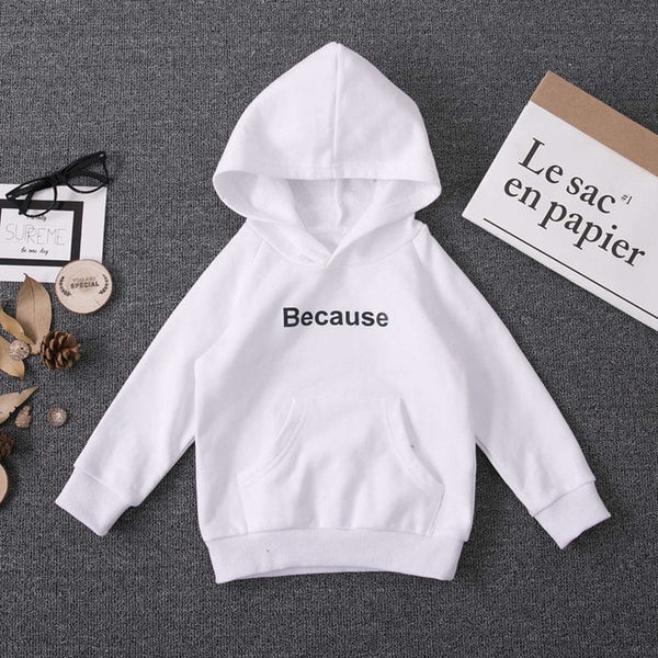 Printed Hoodie - The Childrens Firm