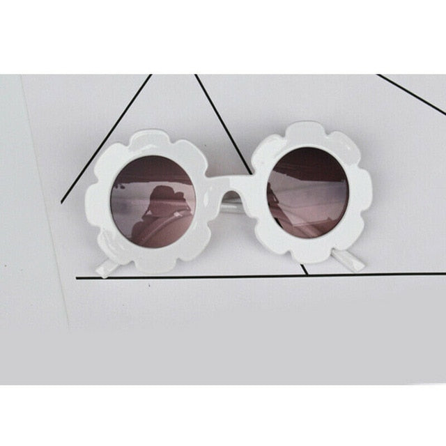 Floral Rim Sunny Shades - The Childrens Firm