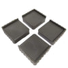 862 Refrigerator base Stand 4pcs, Washing Machine Stand, Furniture Base Stand, Fridge Stands