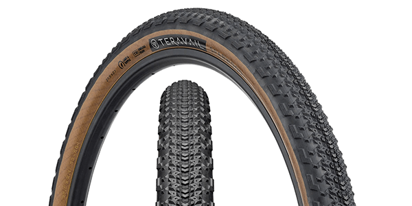 Teravail Sparwood Tire - Tread and sidewall with hotpatch dual view