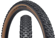 Load image into Gallery viewer, Top half of Honcho Tire, Front & Side, Tan Sidewall, 29x 2.6 Width