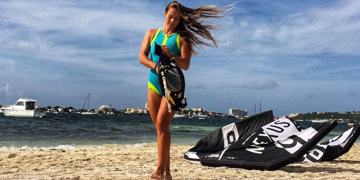 How To Start Kitesurfing
