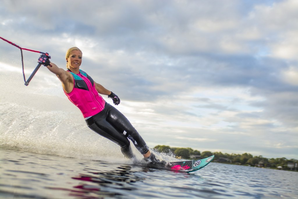 Get out of the gym and onto the water with Whitney