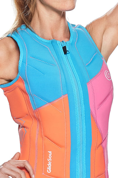 FlashBack 74 Reversible Assymetric Comp Vest