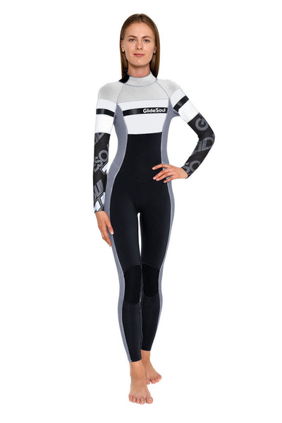FlashBack 74 3/2 MM Back Zip FLT Wetsuit