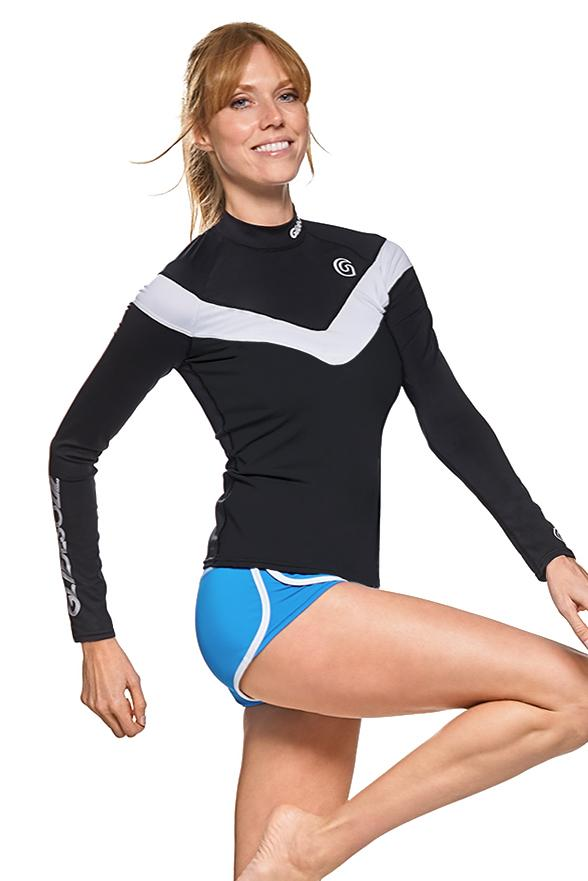 FlashBack 74 Long Sleeve Rashguard