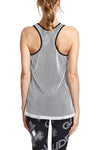 Tank Top with Mesh Details