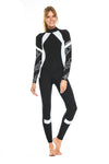 Essential 3/2 MM Back Zip GBS Wetsuit
