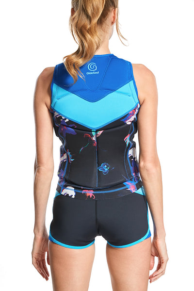 Pre-Order Now! Delivery In April: Bloom Reversible Comp Vest