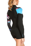 Bloom 2 MM Long Sleeve Front Zip GBS Springsuit