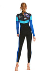 Bloom 3/2 MM Back Zip GBS Wetsuit