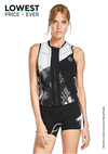 Essential Reversible Assymetric Comp Vest. OUR.BEST.OFFER