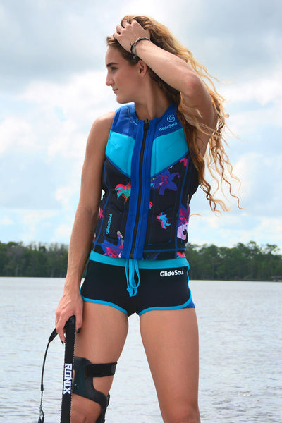 Bloom Reversible Comp Vest is now available, don't miss out!