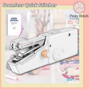 Handheld Cordless Sewing Machine