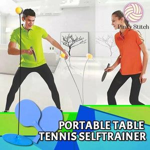 InstaPlay Portable Ping Pong Trainer