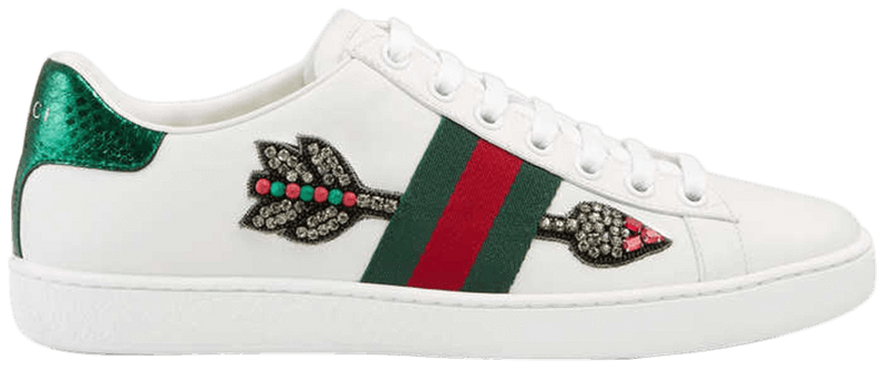 Wmns Ace Embroidered 'Arrow'