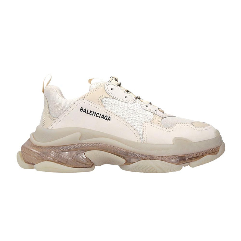 TRIPLE S CLEAR SOLE
