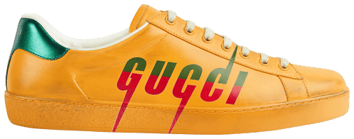 Ace 'Gucci Blade - Distressed Yellow'