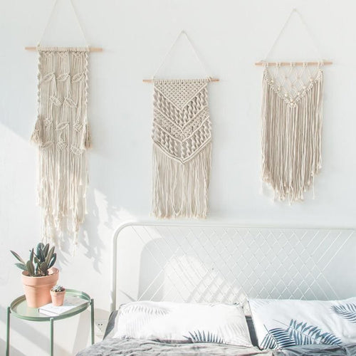 Handmade Tapestry Nordic Wall Decoration