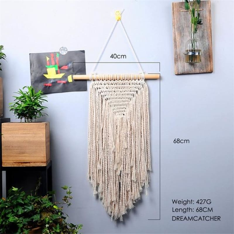 Handmade Tapestry Nordic Wall Decoration - Type 1
