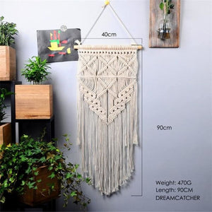 Handmade Tapestry Nordic Wall Decoration - Type 10