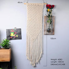 Load image into Gallery viewer, Handmade Tapestry Nordic Wall Decoration - Type 11
