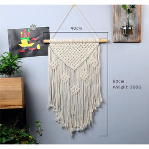 Handmade Tapestry Nordic Wall Decoration - Type 14